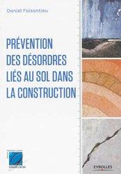 Dernières parutions dans Blanche BTP, Prévention des désordres liés au sol dans la construction