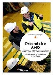 Dernières parutions sur Conduite de chantier, Prestataire AMO Bâtiment et travaux publics