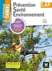 Dernières parutions sur CAP et Bac PSE, Prévention Santé Environnement CAP