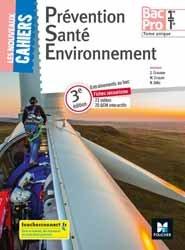 Dernières parutions sur CAP et Bac PSE, Prévention Santé Environnement