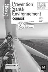 Dernières parutions sur Bac Pro ASSP - ST2S - PSE, Prévention santé environnement, bac pro 1re- terminale : corrigé