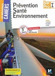 Dernières parutions sur Bac Pro ASSP - ST2S - PSE, Prévention, santé, environnement, 1re bac pro