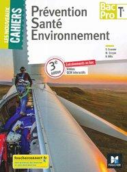 Dernières parutions sur Bac Pro ASSP - ST2S - PSE, Prévention, santé, environnement, terminale bac pro