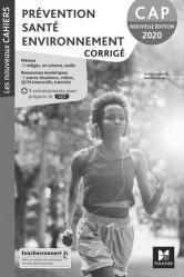 Dernières parutions dans Les nouveaux cahiers, Prévention santé environnement CAP Les Nouveaux Cahiers