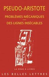 Problèmes mécaniques