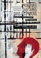Dernières parutions dans Monographies, Problèmes sanitaires dans les prisons