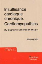 Dernières parutions dans Les Précis, Prise en charge de l'insuffisance cardiaque chronique