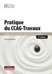 Dernières parutions dans Guides juridiques, Pratique du CCAG-Travaux
