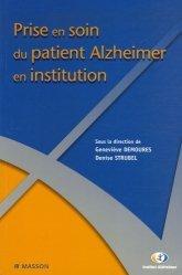 Souvent acheté avec L'animation en institutions gérontologiques, le Prise en soin du patient Alzheimer en institution
