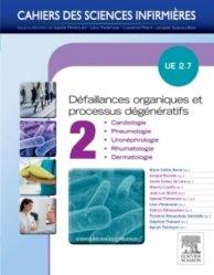 Dernières parutions dans Cahiers des sciences infirmières, Processus dégénératifs et défaillances organiques - Volume 2