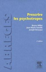 Dernières parutions dans Abrégés, Prescrire les psychotropes