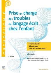 Dernières parutions sur Pratique professionnelle orthophonie, Prise en charge des troubles du langage écrit chez l'enfant