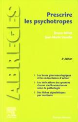 Dernières parutions sur Psychiatrie, Prescrire les psychotropes