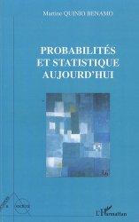 Dernières parutions dans Sciences et Société, Probabilités et statistique aujourd'hui