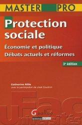 Dernières parutions dans Master pro, Protection sociale. Economie et politique, Débats actuels et réformes, 3e édition