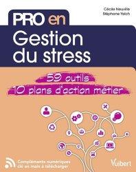 Dernières parutions dans Pro en, Pro en gestion du stress