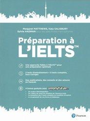 Dernières parutions sur IELTS, Préparation à l'IELTS