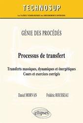 Dernières parutions sur Mécanique des fluides, Processus de transfert