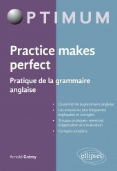Dernières parutions dans Optimum, Practice makes perfect