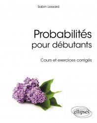 Dernières parutions dans Références sciences, Probabilités pour débutants