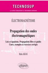 Dernières parutions dans Technosup, Propagation des ondes électromagnétiques