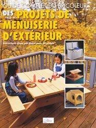 Souvent acheté avec Sculpter le bois, le Projets de menuiserie d'extérieur