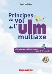 Dernières parutions sur ULM - Paramoteur, Principes du vol de l'ULM multiaxe