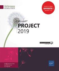 Dernières parutions dans Référence bureautique, Project 2019