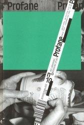 Dernières parutions sur Ecrits sur l'art, Profane N° 10, printemps-été 2020 : Art amateur, amateur d'art