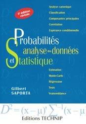 Souvent acheté avec L'essentiel des grands arrêts du droit des obligations, le Probabilités Analyse des données et Statistique