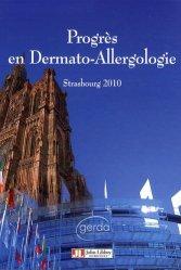 Souvent acheté avec Progrès en dermato-allergologie, le Progrés en Dermato-Allergologie