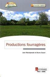 Dernières parutions dans Agriculture d'aujourd'hui, Productions fourragères