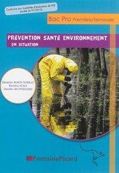 Dernières parutions sur CAP et Bac PSE, Prévention Santé Environnement 1re et terminale