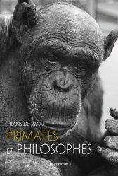 Dernières parutions sur Ethologie, Primates et philosophes
