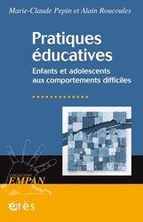 Dernières parutions sur Psychologie de l'adolescent, Pratiques éducatives