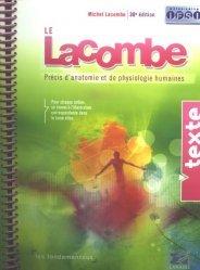 Souvent acheté avec Mémo-guide infirmier UE 2.1 à 2.11, le Précis d'anatomie et de physiologie humaines 2 volumes