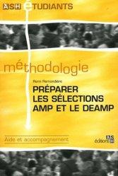 Dernières parutions dans ASH étudiants, Préparer les sélections AMP et le DEAMP