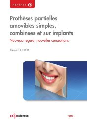 Souvent acheté avec Prothèse partielle amovible, prothèse combinée Tome 2, le Prothèses partielles amovibles simples, combinées et sur implants Tome 1