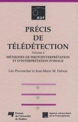 Souvent acheté avec Flore forestière française, le Précis de télédétection, volume 4