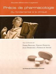Dernières parutions sur Pharmacologie, Précis de pharmacologie