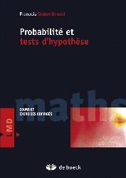 Dernières parutions dans LMD, Probabilités et tests d'hypothèse