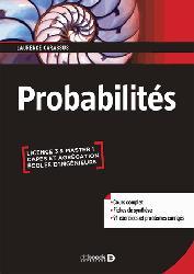 Dernières parutions sur Probabilités, Probabilités / théorie de la mesure et espérance conditionnelle