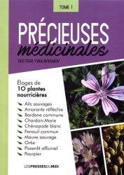 Dernières parutions sur Plantes médicinales, Précieuses médicinales
