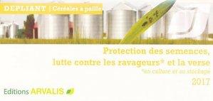 Dernières parutions sur Céréales et légumineuses, Protection des semences, lutte contre les ravageurs et la verse 2017