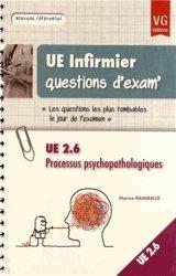 Dernières parutions sur UE 2.6 Processus psychopathologiques, Processus psychopathologiques UE 2.6