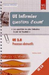 Souvent acheté avec Statistiques pour les infirmières, le Processus obstructifs UE 2.8