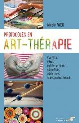 Souvent acheté avec Le métier d'art thérapeute, le Protocoles en Art-thérapie