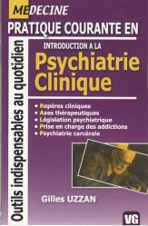 Dernières parutions dans Outils indispensables au quotidien, Pratique courante en introduction à la psychiatrie clinique https://fr.calameo.com/read/000015856c4be971dc1b8