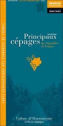 Souvent acheté avec Le vin c'est pas sorcier, le Principaux Cépages des Vignobles de France