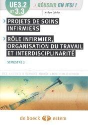 Dernières parutions dans Réussir en IFSI, Projet de soins infirmiers Rôle infirmier, organisation du travail et interdisciplinarité https://fr.calameo.com/read/004967773b9b649212fd0